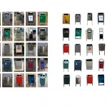 Street furniture dustbins 02