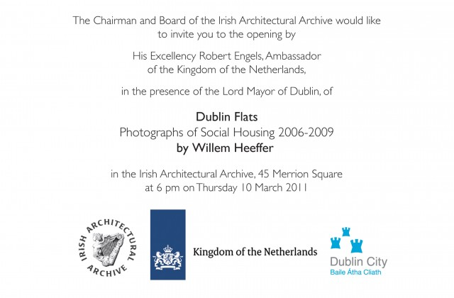 Dublin Flats invite