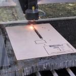 laser cutting 0.2mm plywood